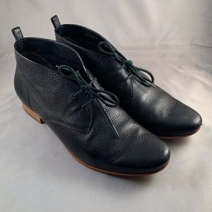 Women's Cole Haan menswear style oxford.